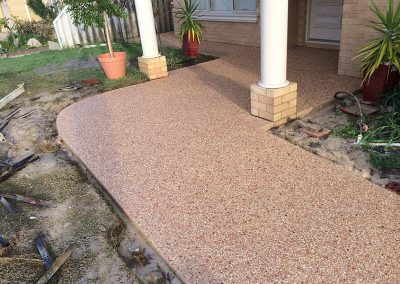 exposed aggregate perth